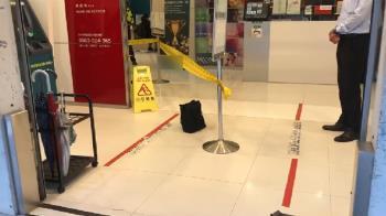 快訊/北市信義路銀行外傳搶案 民眾提領42萬遭搶