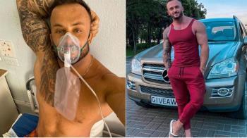 不信有武肺!33歲健身網紅確診8天病逝 粉絲超痛心