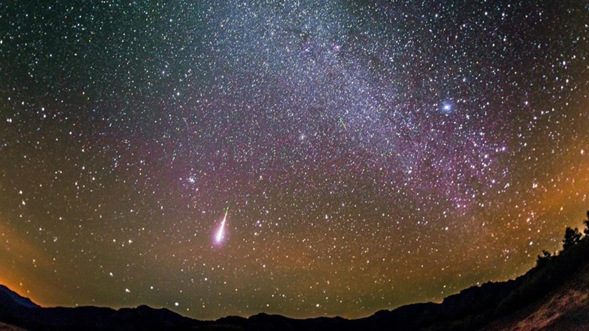直播 / 獵戶座流星雨今晚登場 肉眼可見每小時20顆