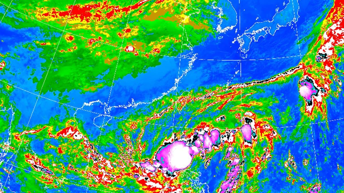 宜蘭豪雨特報  北北基注意大雨
