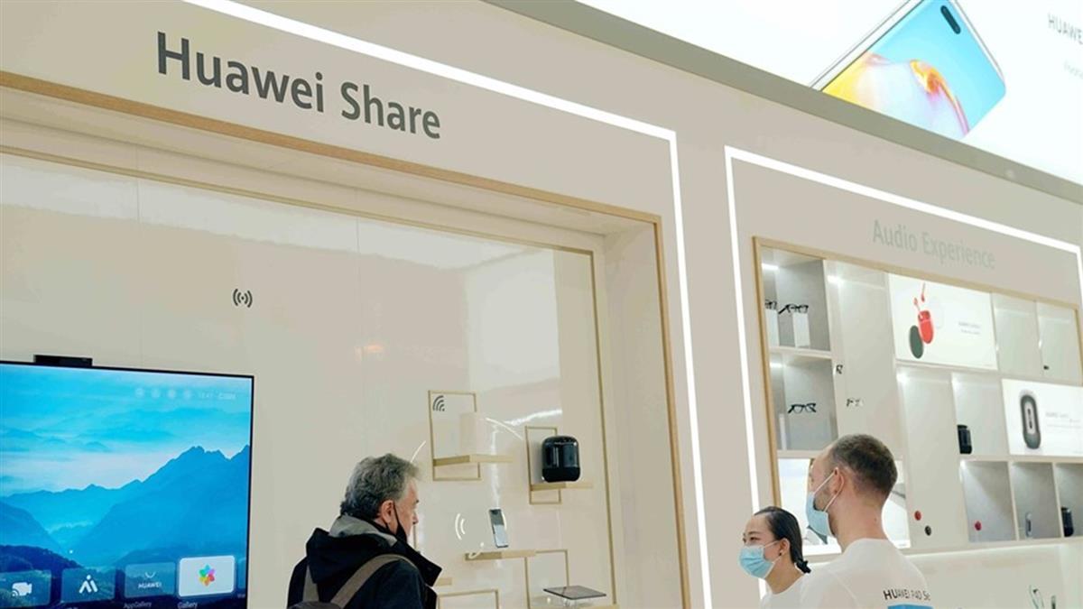 瑞典跟進英美 5G網路禁用華為中興通訊設備
