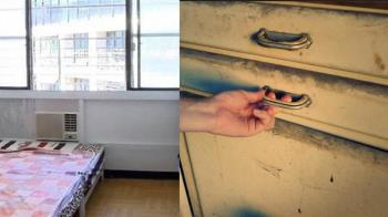 6個月嬰塞行李袋藏櫃子!母被逮痛訴:被性侵才生的