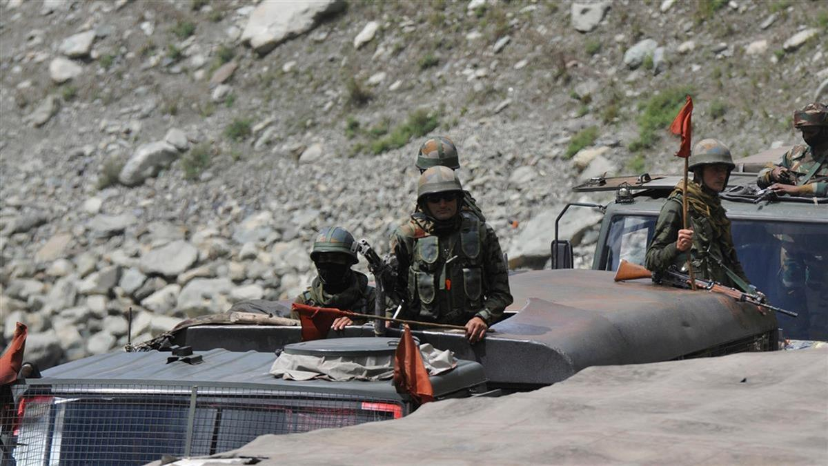 中國士兵越線遭印軍拘捕 共軍:協尋犛牛迷路
