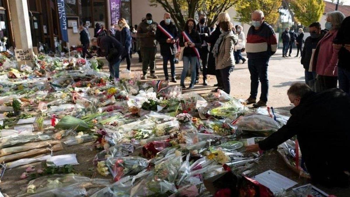 巴黎教師遭斬首 血案背後法國的深層社會衝突