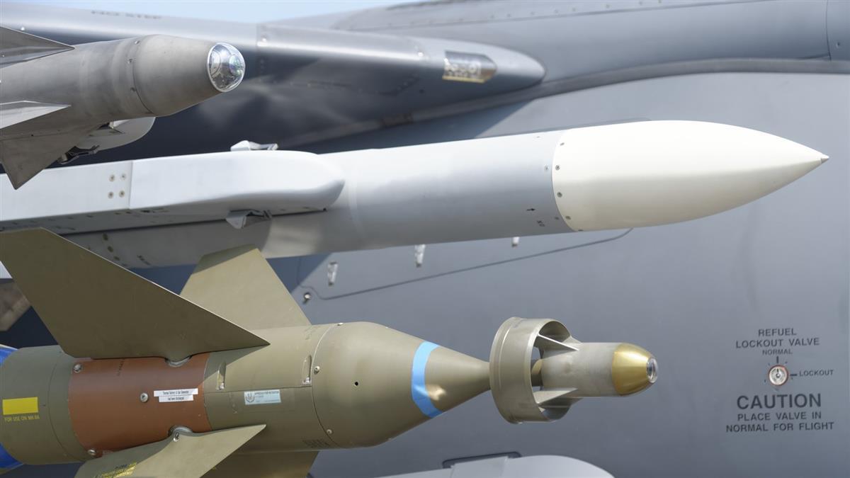 快訊/美國務院批准售台3武器 總額高達540多億元