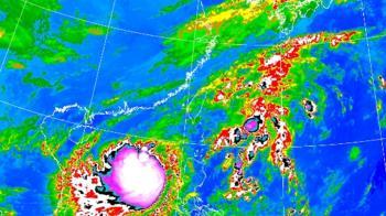 對流大暴發!沙德爾明恐轉中颱 豪大雨狂襲7縣市