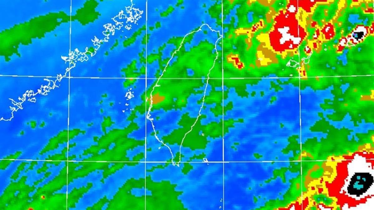 快訊/共伴效應發威!新北、基隆防大豪雨 沙德爾恐轉中颱