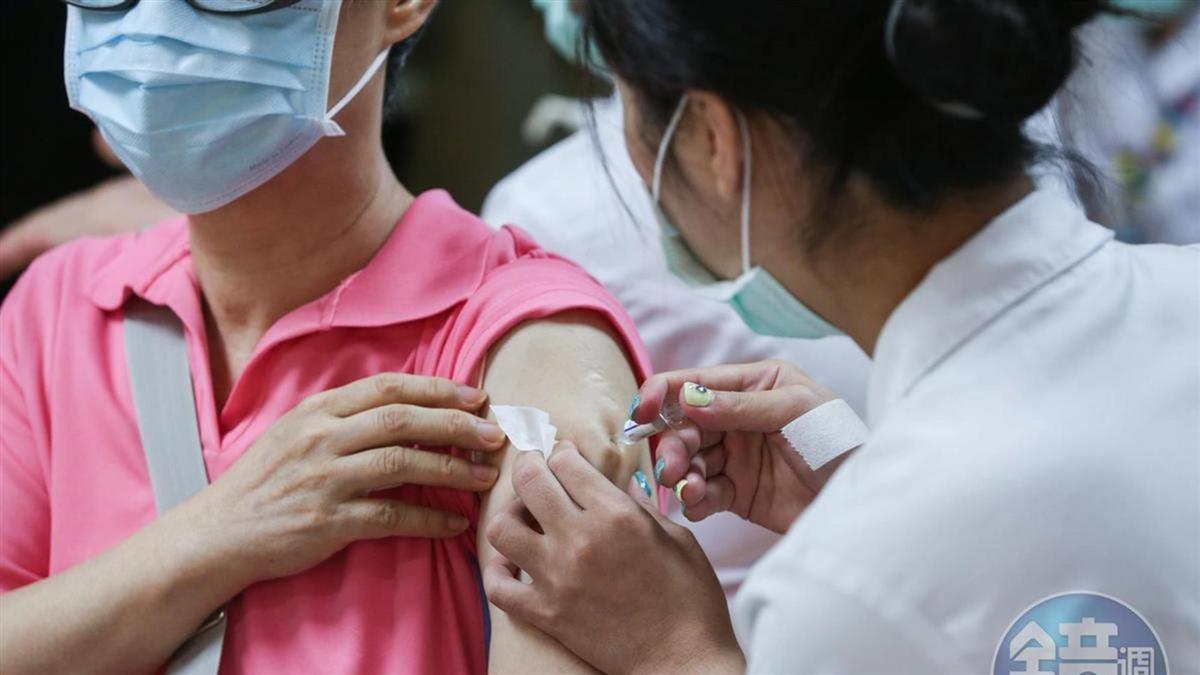 防民眾打流感疫苗撲空 衛福部擬推疫苗地圖App