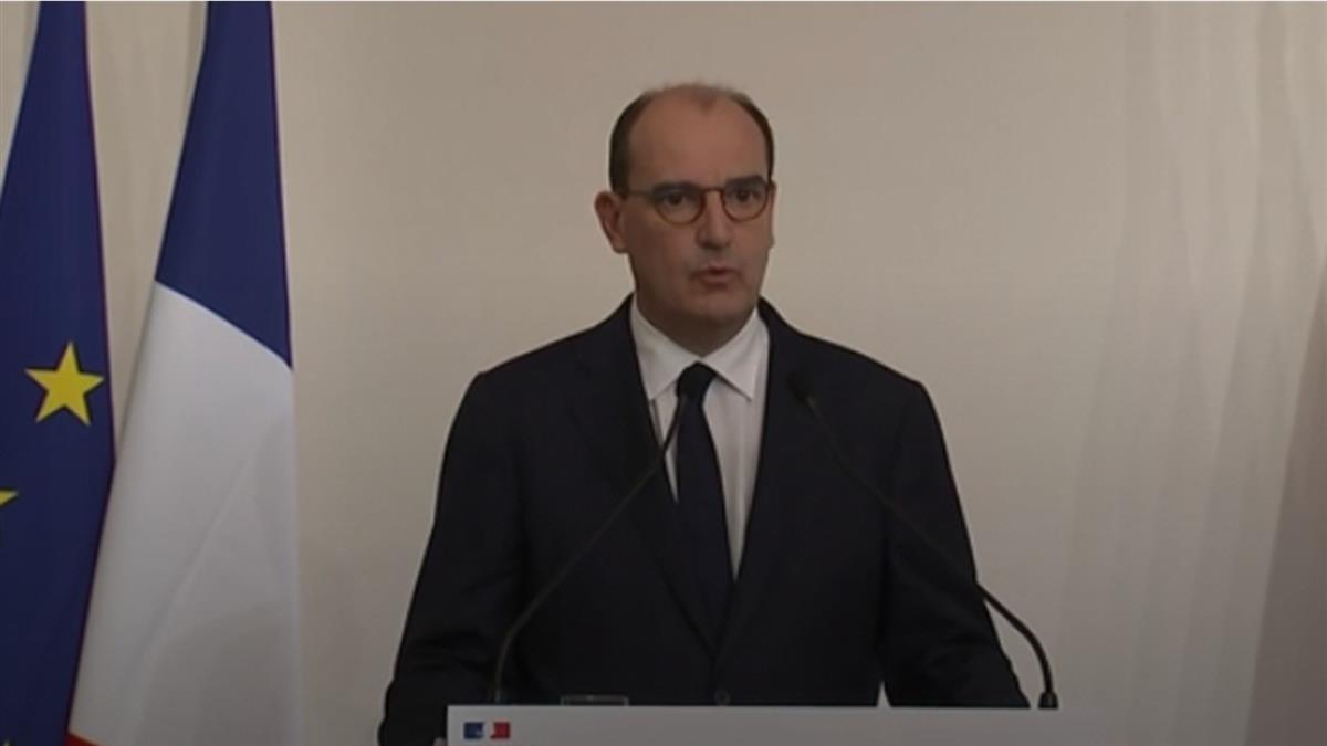 法國直逼100萬染疫病例 擴大宵禁影響4600萬人