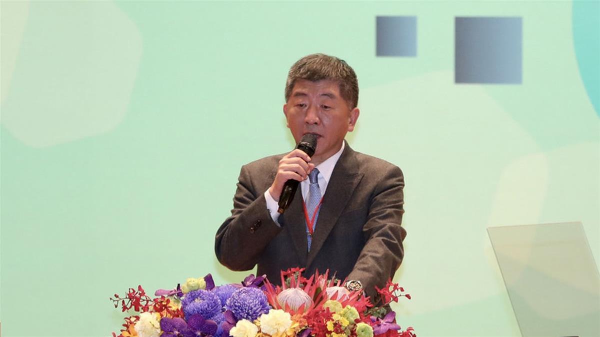 頻遭點名參選台北市長  陳時中:都是未來的事