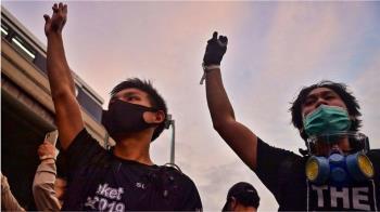 泰國示威:年輕抗議者從香港借鑒了什麼手法和經驗