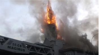迦納教堂倒塌意外! 至少21人不幸喪生