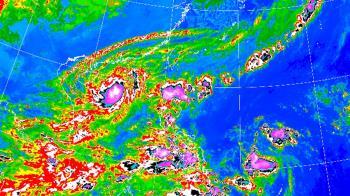 入秋最低溫探16度!這天起豪雨狂炸 颱風「莫拉菲」最快明形成