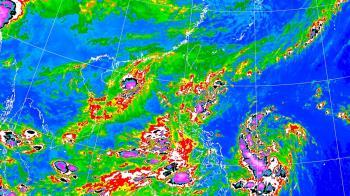 低溫探17.2度!莫拉菲颱風今恐生成 下波更強冷空氣這天到