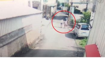 黑狗狂吠追90公尺!台南女童嚇壞慘死巷弄 飼主下場出爐