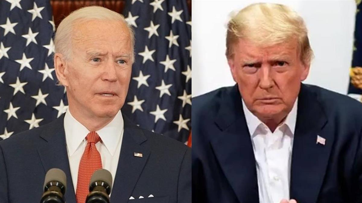 美選辯論最終回落幕  拜登民調穩定領先川普
