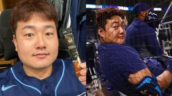 MLB韓國好手劈腿接球!外媒讚爆:體重破百的芭蕾舞者