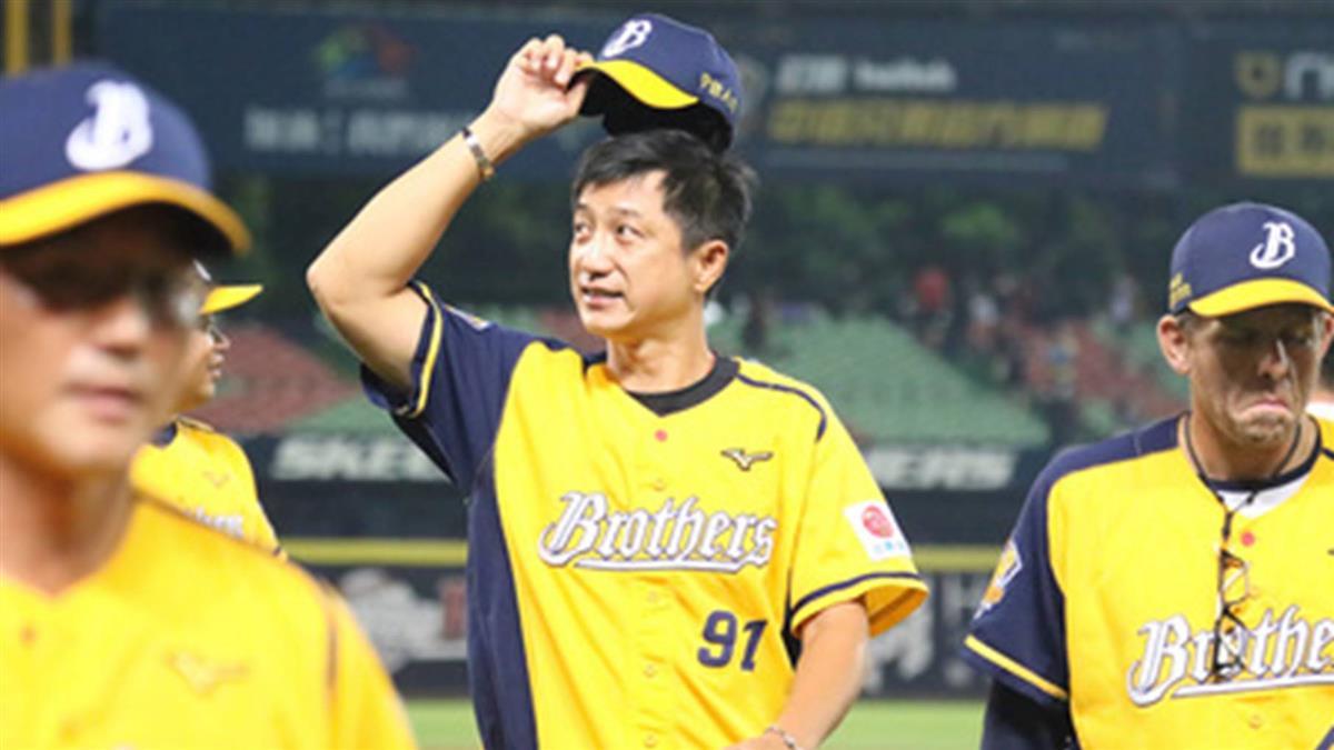 兄弟拚上下半季冠軍  丘昌榮盼選手靠心智及抗壓性