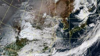 莫拉菲颱風生成!預測路徑出爐 這天轉濕冷低溫探1字頭