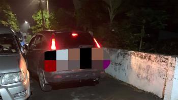 高雄六龜分局再爆酒駕 肇事警員記大過調區