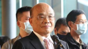 中國大陸採砂船「包圍」南竿 蘇貞昌:船拍賣、人法辦