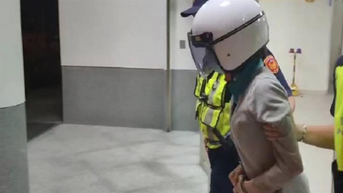 台南人倫血案!女遭母狠砍13刀 氣管割斷慘亡