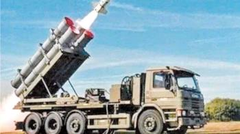 快訊/一周內第2度軍售!美批准台100套魚叉反艦飛彈系統  逾23.7億美元