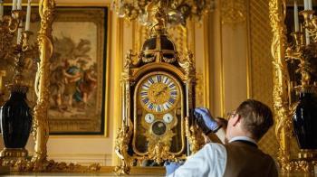 英國夏令時結束 溫莎城堡那400多座時鐘怎麼調校