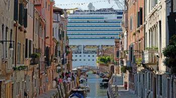新冠疫情下的義大利遊輪產業:遊輪會回到威尼斯嗎?