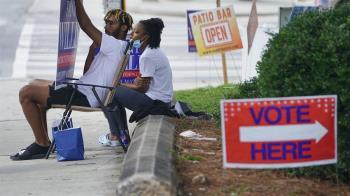 美國大選:黑人選票屢遭打壓 全球最知名民主政體岌岌可危?
