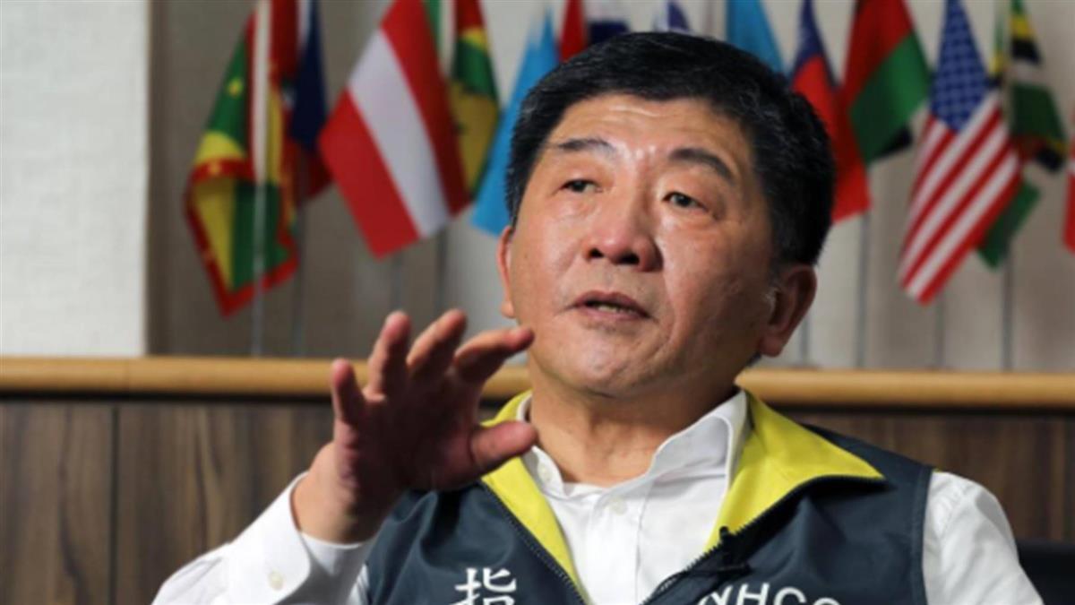 陳時中投書土耳其媒體 喊話:WHO無法排除台灣