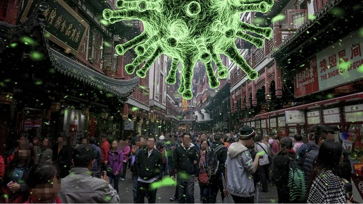 上海瘋傳爆發本土疫情 官方回應了