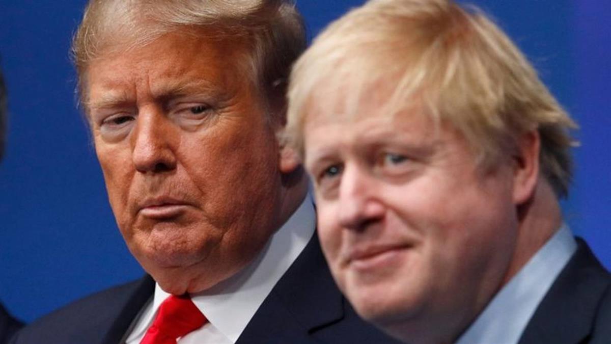 美國大選2020:美國大選對英國意味著什麼