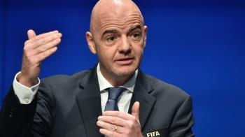 國際足壇不平靜 FIFA主席也確診武漢肺炎