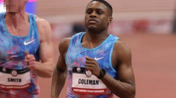 百米世界冠軍柯爾曼遭禁賽2年 恐錯過東京奧運