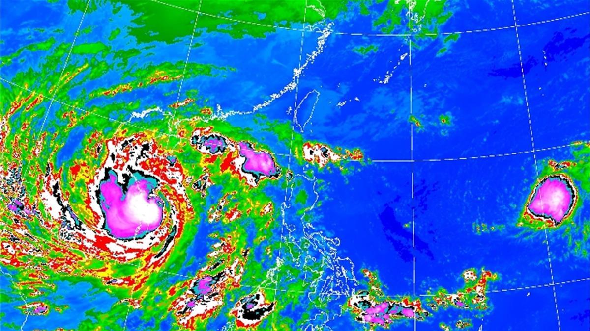 天鵝颱風最快今生成!入夜東北風增強 低溫下探16°C