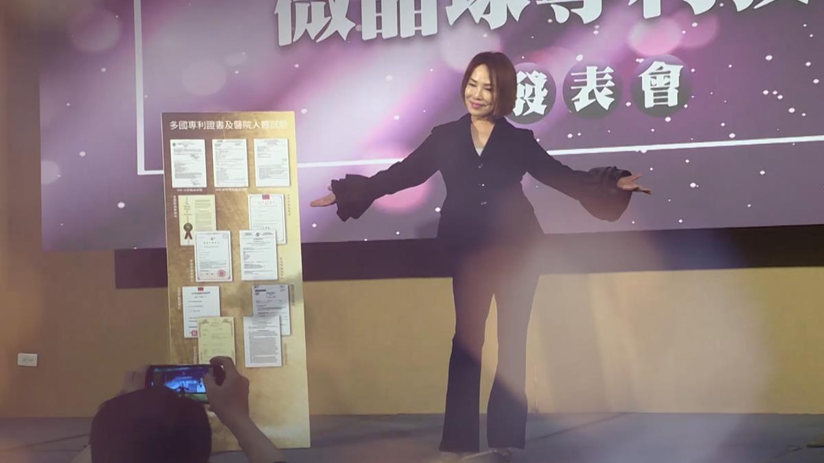葉璦菱偕蕭煌奇下月開唱 想找金曲兒合作發片