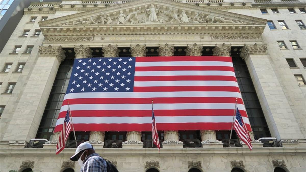 疫情飆升美國大選疑慮 美股開盤道瓊跌逾500點