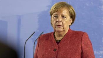 德國11/2起實施部分封鎖措施 防疫情繼續升溫