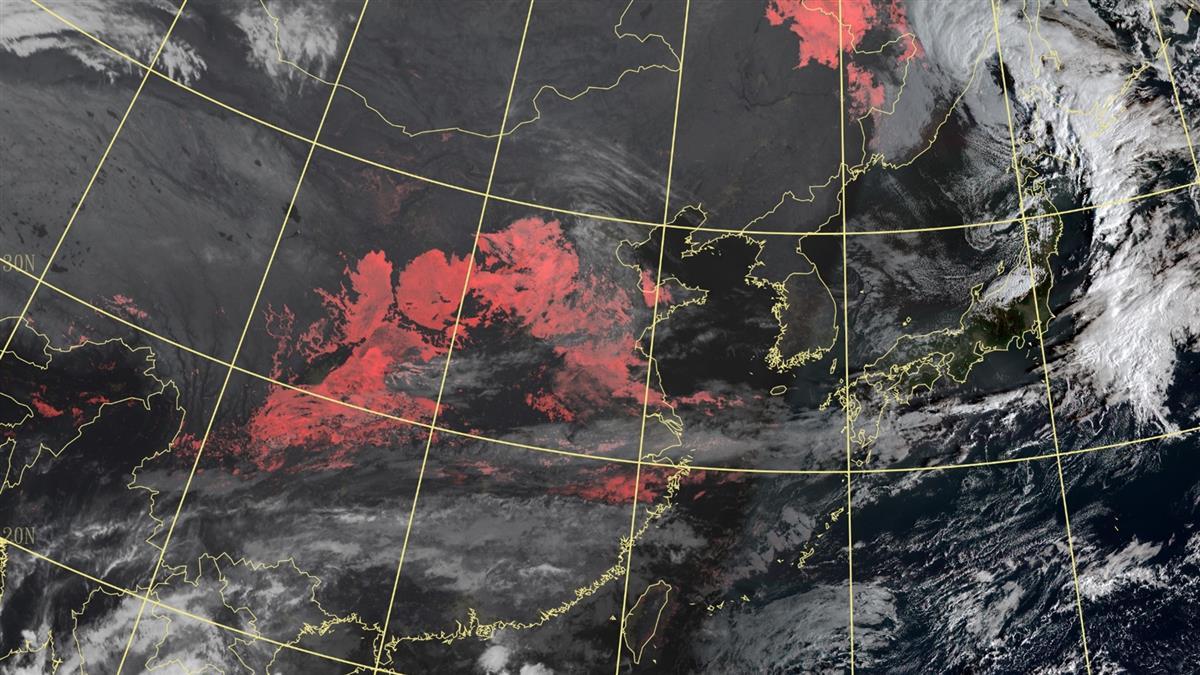 天鵝颱風生成!恐又有熱帶擾動發展 下波冷空氣這天到轉濕冷