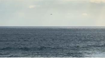 快訊/台東志航基地F-5E戰機墜海 飛官跳傘逃生獲救