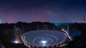 不甩霍金警告!大陸天眼找外星人 竟發現30億光年外有信號
