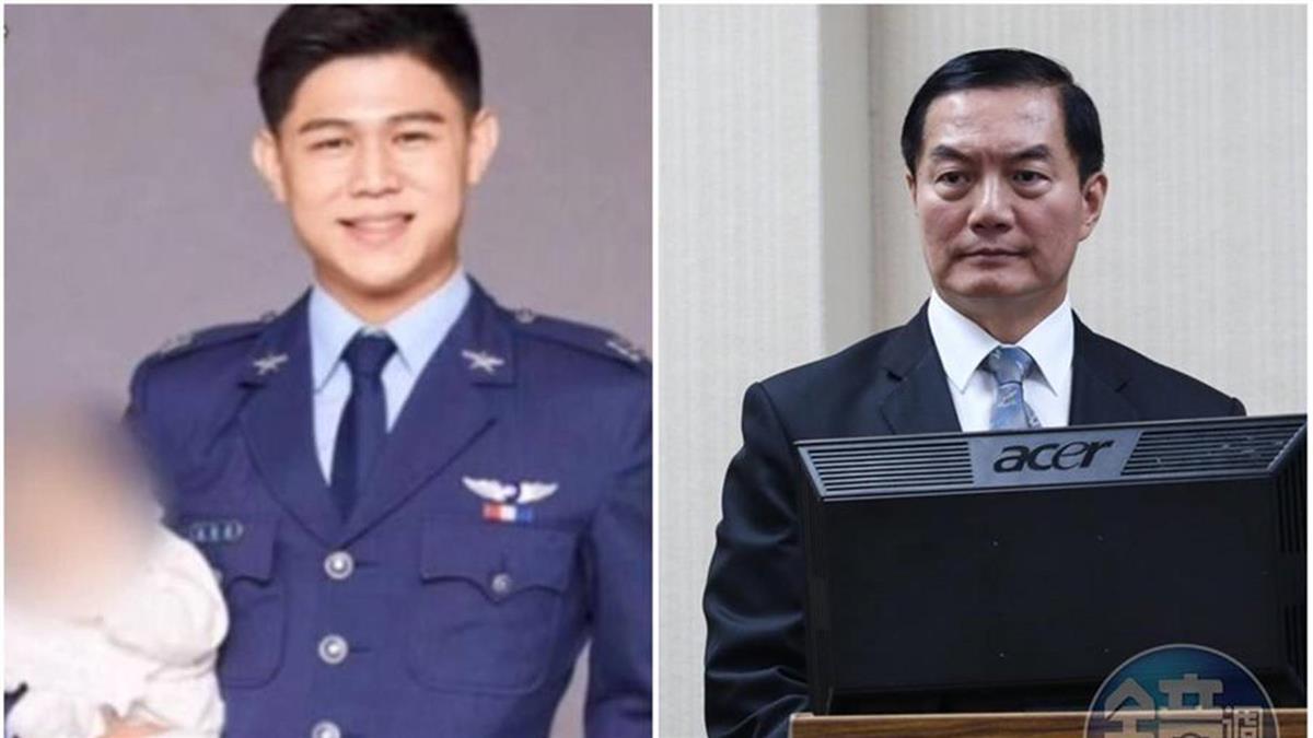 痛失參謀總長沈一鳴、飛官朱冠甍 今年國軍殉職累計15人