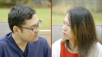 美國大選中政見對立的華人夫妻:你選川普,我選拜登