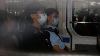 鍾翰林被控違反《香港國安法》 保釋申請遭拒