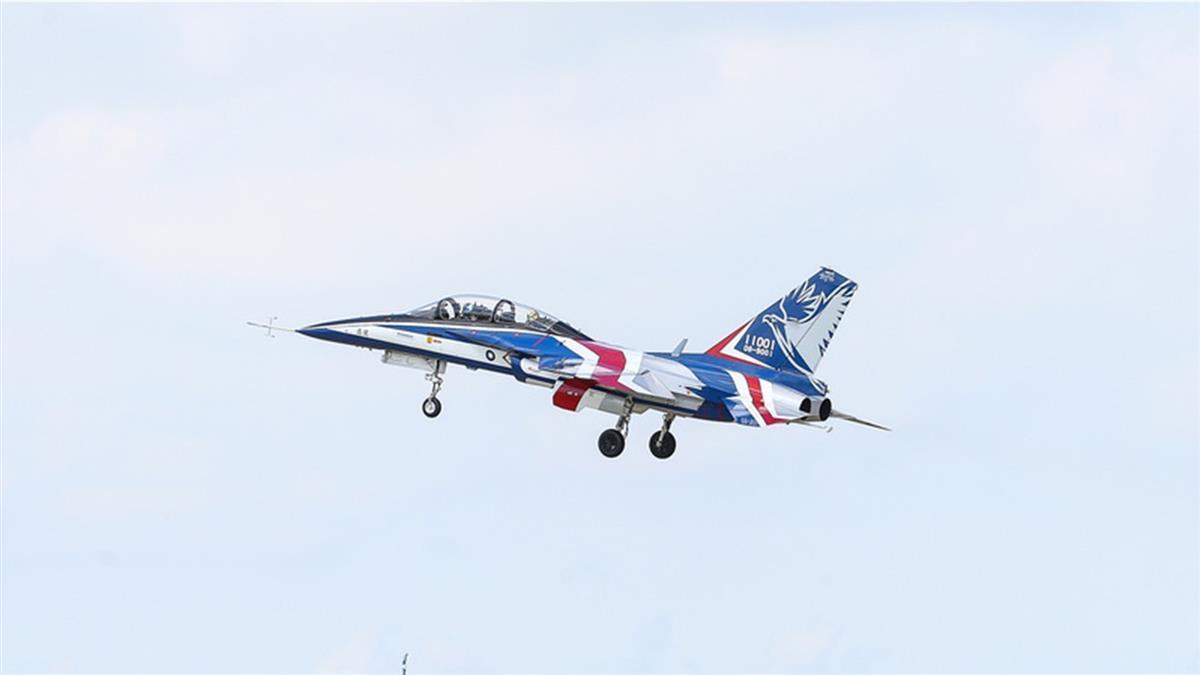 F-16V及勇鷹115年交機 F-5戰機擬全數汰除