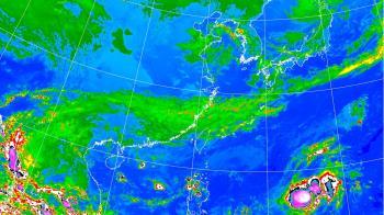 颱風「閃電」生成!預測路徑曝光 明天起低溫下探1字頭
