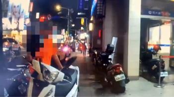 獨/騎上人行道被取締 領罰騎走竟再收三張罰單