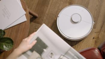 掃地機器人將開口說話?未來將與AI助手結合
