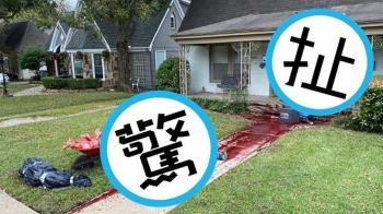 萬聖節裝飾太逼真!庭院變「命案現場」嚇壞鄰 引警方多次登門